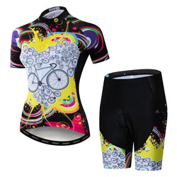 47f090398 Women s Cycling Clothing - Women s Short Sleeve Cycling Jerseys ...