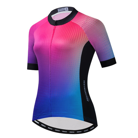 Colorful Gradient Jersey