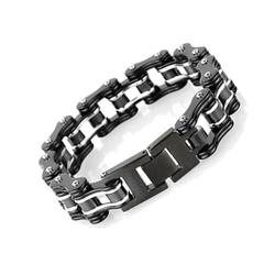 Bike chain stainless steel bracelet - S&T SPORTS STORE