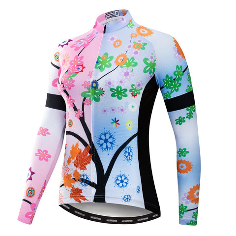 Small Floral Jersey