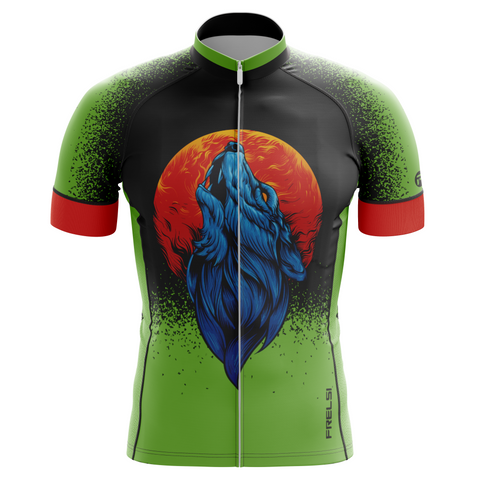 Fire Wolf Frelsi Cycling Jersey