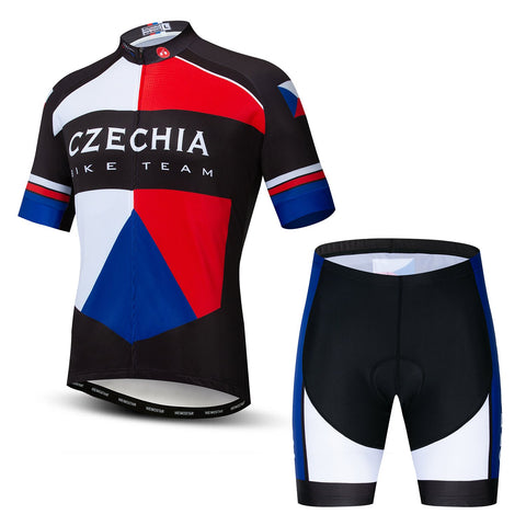 Czechia Bike Team Kit