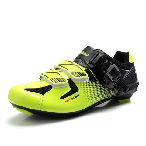 Breathable Road Cycling Shoes - S&T SPORTS STORE