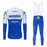 QUICKSTEP Blue 2021 Team Kit