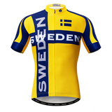 Sweden Cycling Jersey