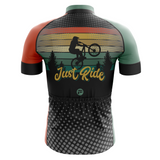 Frelsi Just Ride Cycling Jersey