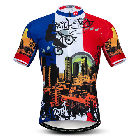 City Riding Jersey
