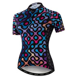 Colorful Bike Chain Jersey