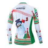 Christmas Penguins Women's Long Sleeves Jersey