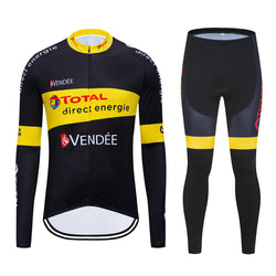 Direct Energie Black 2020 Team Kit