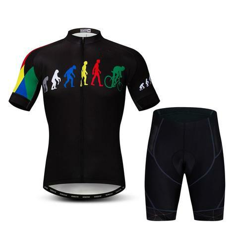 Evolution Cycling Jersey Set