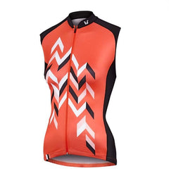 LIV Sleeveless Cycling Jersey