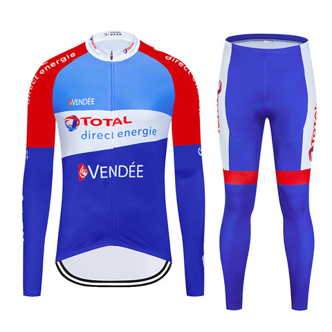 Direct Energie Blue 2021 Team Kit