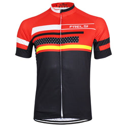 Argus Black and Red Jersey