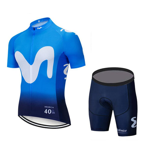 MOV Blue Jersey Kit