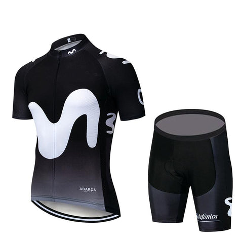 2019 MOV Black Jersey Kit
