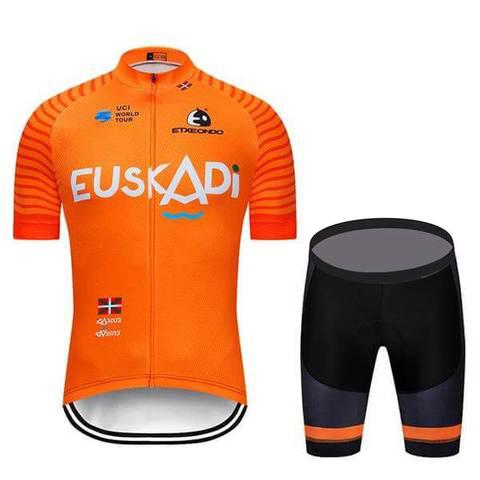 2019 Orange EUSKADI Jersey Kit