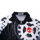 Gear Black Long Sleeve Jersey