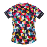 Coloful Triangle Jersey