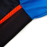 Waves Blue and Orange Jersey