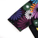 Colorful Flowers Jersey