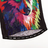 Colorful Wolf Jersey