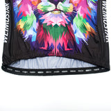 Colorful Lion Cycling Jersey