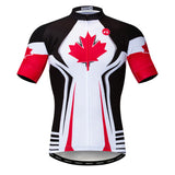 Canada Cycling Jersey