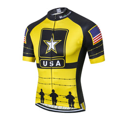 USA Yellow Jersey