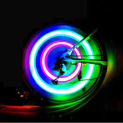 Bicycle LED Tire Light