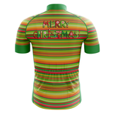 Merry Christmas Ride Green Jersey