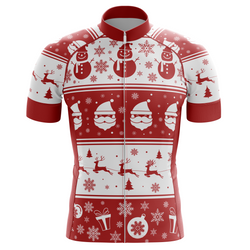 Celebrate Christmas Men's Cycling Jersey
