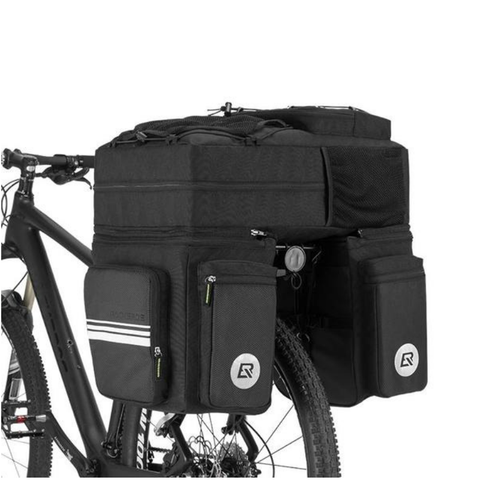 Waterproof Pannier 48L MTB Rack Bag