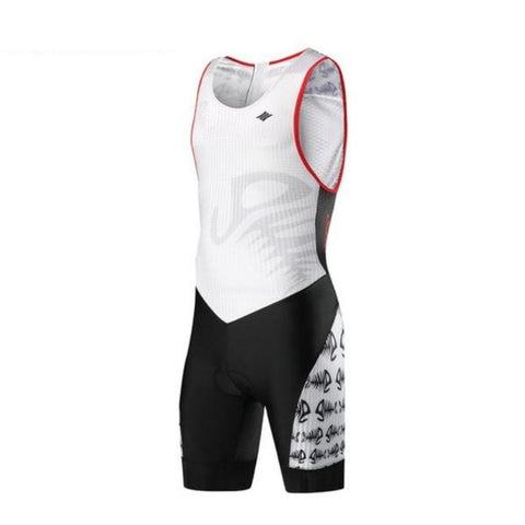 Men's Triathlon Sleeveless TRI Suit
