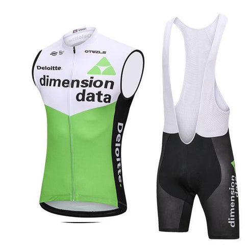 Diamension Data Cycling Sleeveless Kit