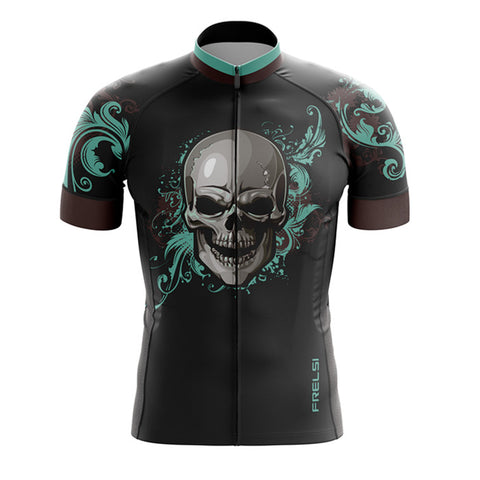 Frelsi Skull Cycling Jersey