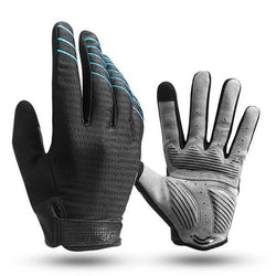 Full finger shockproof gloves