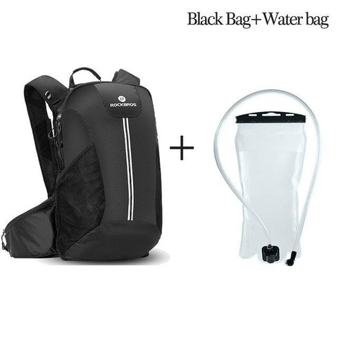 Black Mountain Bike Backpack