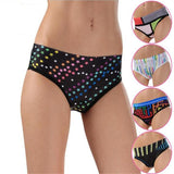 Women's padded bike underwear
