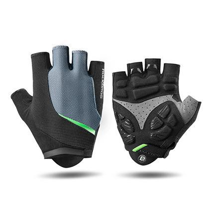 Black Road Bike Gloves
