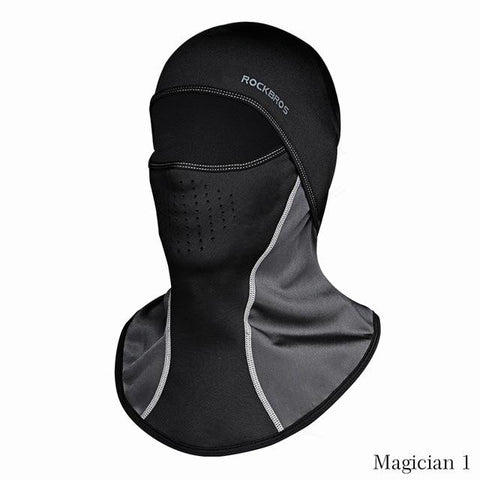 Thermal Fleece Bike Face Mask