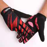 Women's Full Finger Cycling Gloves