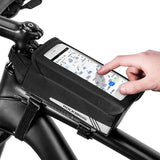 Touch Screen Rainproof Bike Bag