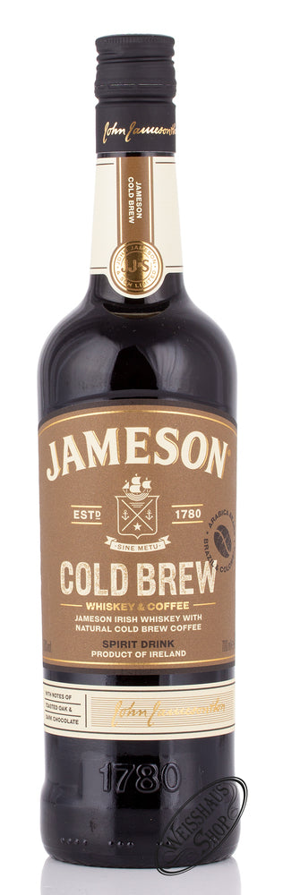Jameson Cold Brew Whiskey Likör 30%