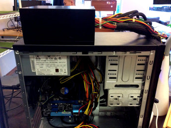 Make your computer quieter by replacing the power supply
