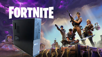 Beginner Dell Optiplex Fortnite Desktop