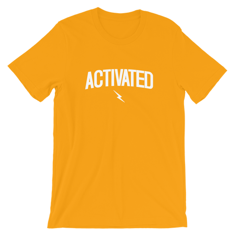 BASIC ACTIVATED TEE