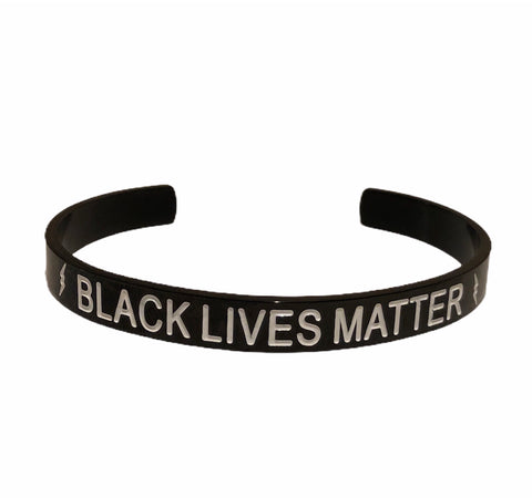 R-ACTIVE - BLACK LIVES MATTER BRACELET