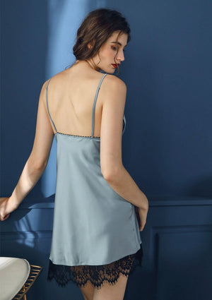 Lina Satin Nightdress