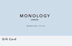 MONOLOGY GIFT CARD